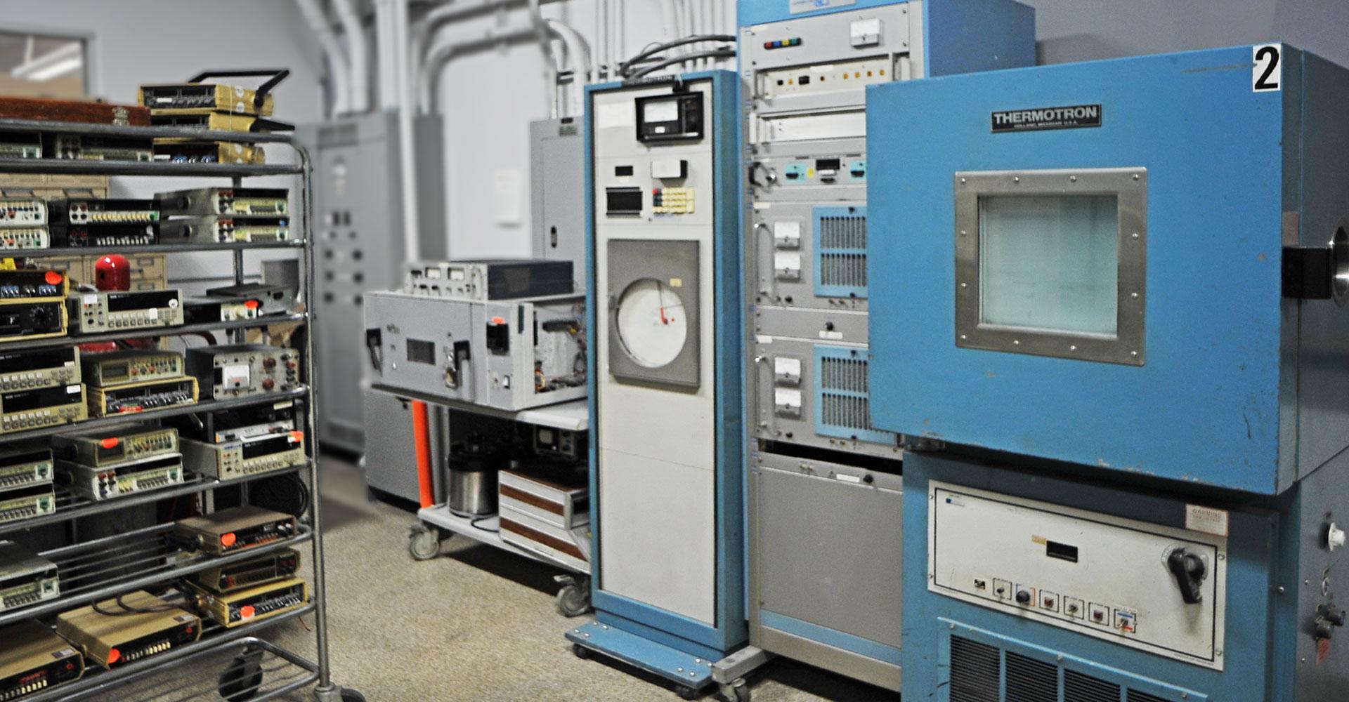 Engineered Magnetics - Aerospace Component Manufacturer: Facility Slide 12